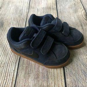 Nike Denim look Velcro 8c